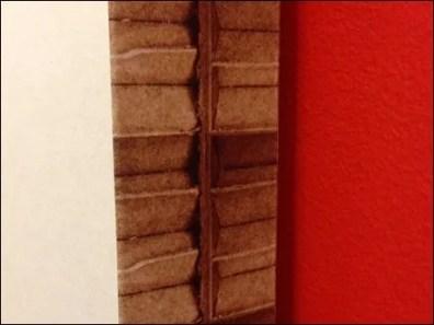 Imitation Corrugated Cardboard 1