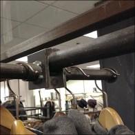Industrial Strength Boxer Hook Detail