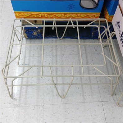 Open Wire Dunnage Rack 3