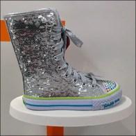 Subtle Square Branded Shoes 2