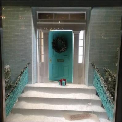 Tiffany at Your Christmas Doorstep