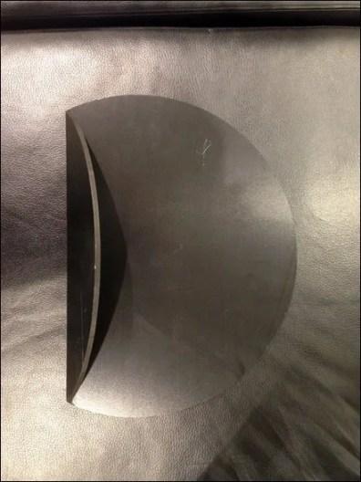 Heat Bent Sign Circle 3