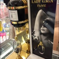 Lady Gaga Offers Refill Station