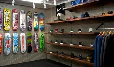 Skateboarded Diagonal Wall 2