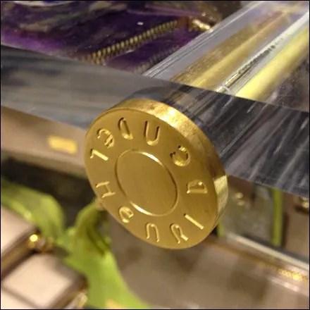 Henri Bendel Shelf Arm Cap Detail Main