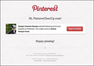 Kangol Eastern Europe started following you on Pinterest - tkadysewski@gmail.com - Gmail