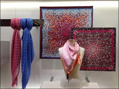 Louis Vuitton Spring Kerchiefs