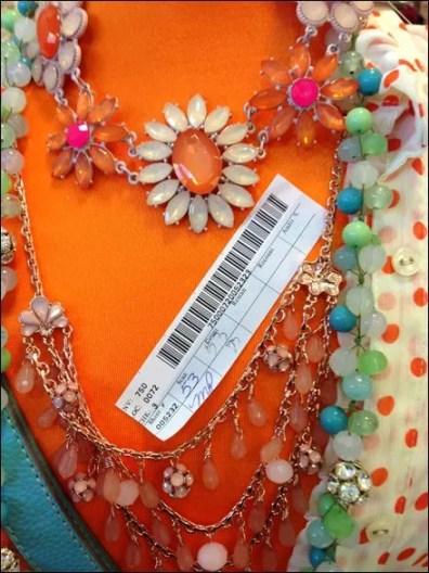 Scan Code Sells Dress Form 1