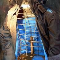 SuperDry Wire Torso Mannequin Detail