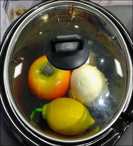 Veggies as Slow Cooker Inducer Main
