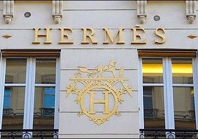 Hermes Building Side Logo Main