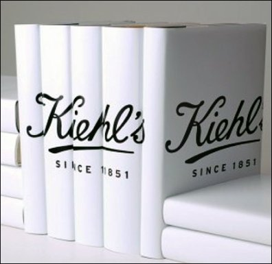 Keehl's Branded Books Visual Merchandising