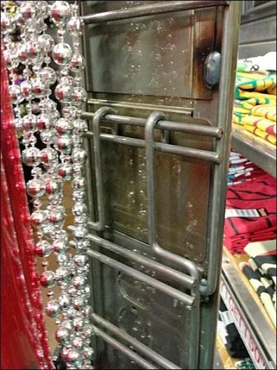 Ladder Strip Merchandiser 2