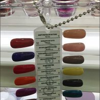 Ball Chain Cosmetic Nail Tethers 1