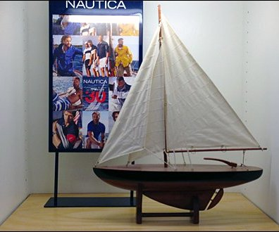 Nautical Sailboat Main