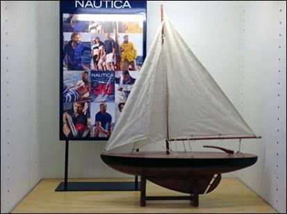 Nautical Sailboat Main