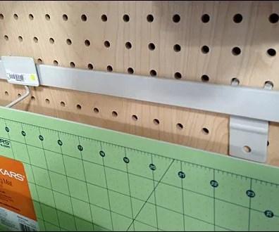 Plegboard Bar Flush-Mounts 2