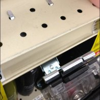 Shelf Edge LCD Bottom MOunt C-Channel 4