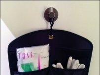 Wolford Fitting Room Amenities 1
