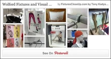 Wollford Fixtures and Visual Merchandising Store Fixtures for FixturesCloseUp