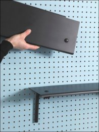 Loris and Livia Rethink Pegboard