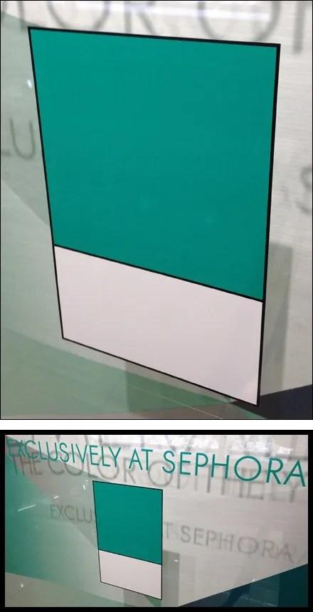 Pantone Emerald Exclusively at Sephora Main