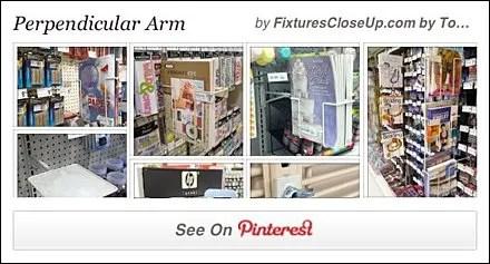 Perpendicular Arm Pinterest Board for FixturesCloseUp
