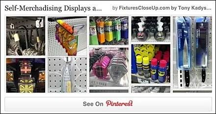 Self Merchandising Store Fixtures Pinterest Board for Fixtures Close Up