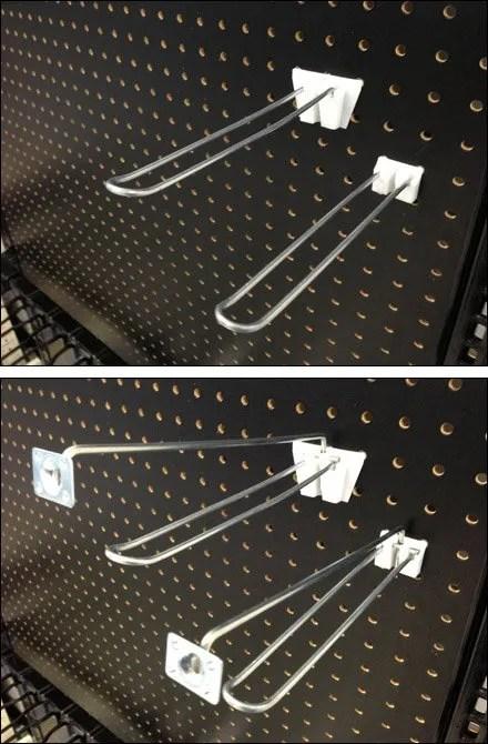 Straight Entry Display and Scan Loop Hooks