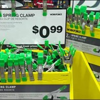 Clamps Informally On Sale Main