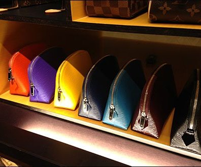 Vuitton Purse Color Array 2