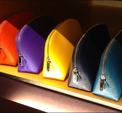 Vuitton Purse Color Array Main1