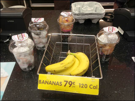 Wire Banana Basket at Cashwrap Main