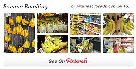 Banana Retailing Pinterest Board