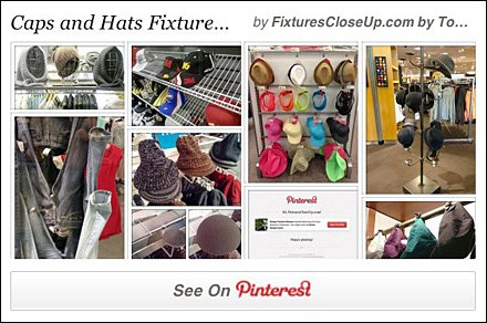 Cap and Hats Fixtures on Pinterest for FixturesCloseUp