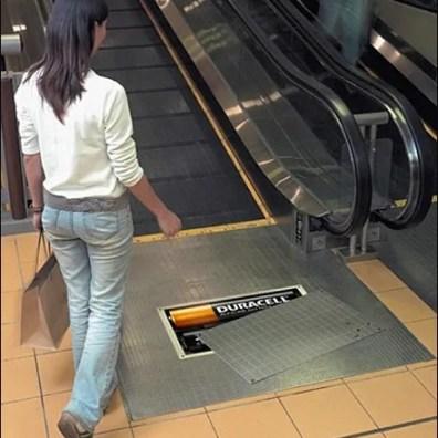 Duracell Powered Escalator by ssar Main.com