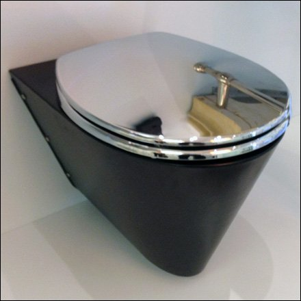 Neo-Metro Toilet Display Detail
