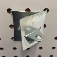 Pegboard Backplate Anchor 3