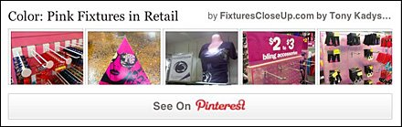 Pink Fixtures FixturesCloseUp Pinterest Board