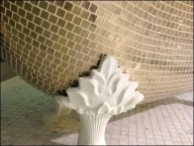 SiCis Claw Foot Tub as Art 3