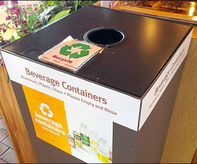 Beverage Container Recycling Main