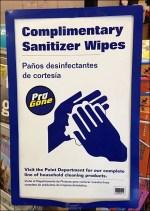 When Ordinary Sanitizer Fails