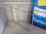 Diagonal Dividers Organize and Present Labels by Avery