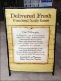 Farm Fresh Greets Foot Traffic