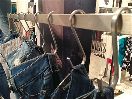 Flat-Stock S-Hook for Jeans 3