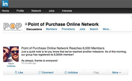 POPON Group Reaches 6,000 Members