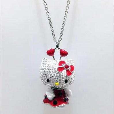 Swarovski Says Hellow Kitty 3