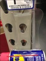 WD-40 Bandolier Strip Merchandiser