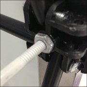 90ø Tip as Cross Stay Stanchion Detail 3