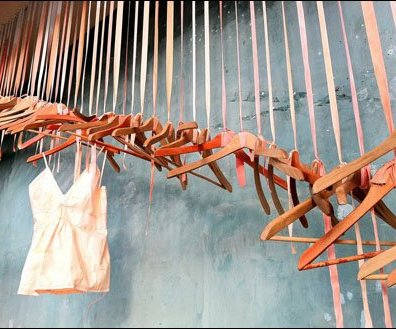 Anthropologie Hanger Cascade Main